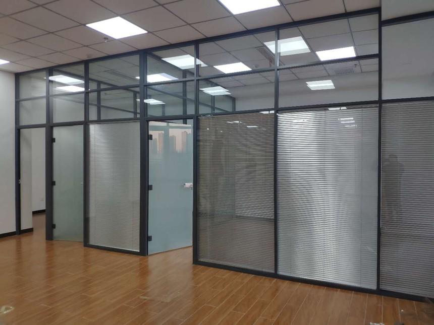 济南玻璃隔断价格,济南玻璃隔断多少钱