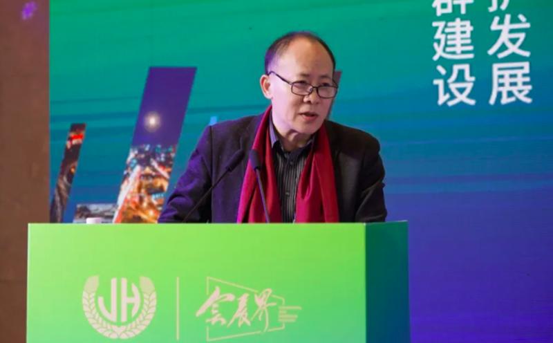 肖青:中国生物多样性保护与绿色发展基金会副秘书长