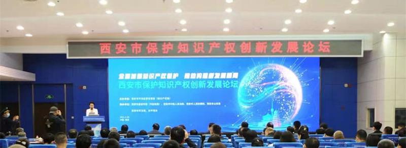人民网:全面加强知识产权保护 推动构建新发展格局—西安举办保护知识产权创新发展论坛