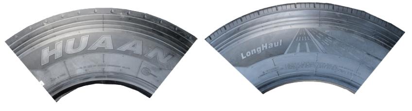 Huaan tire details