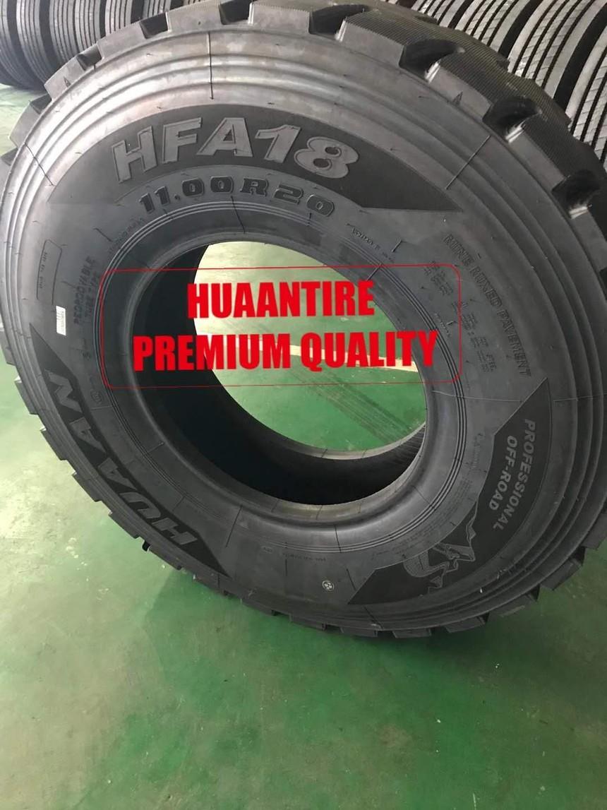 Huaan Tires HFA18 pattern