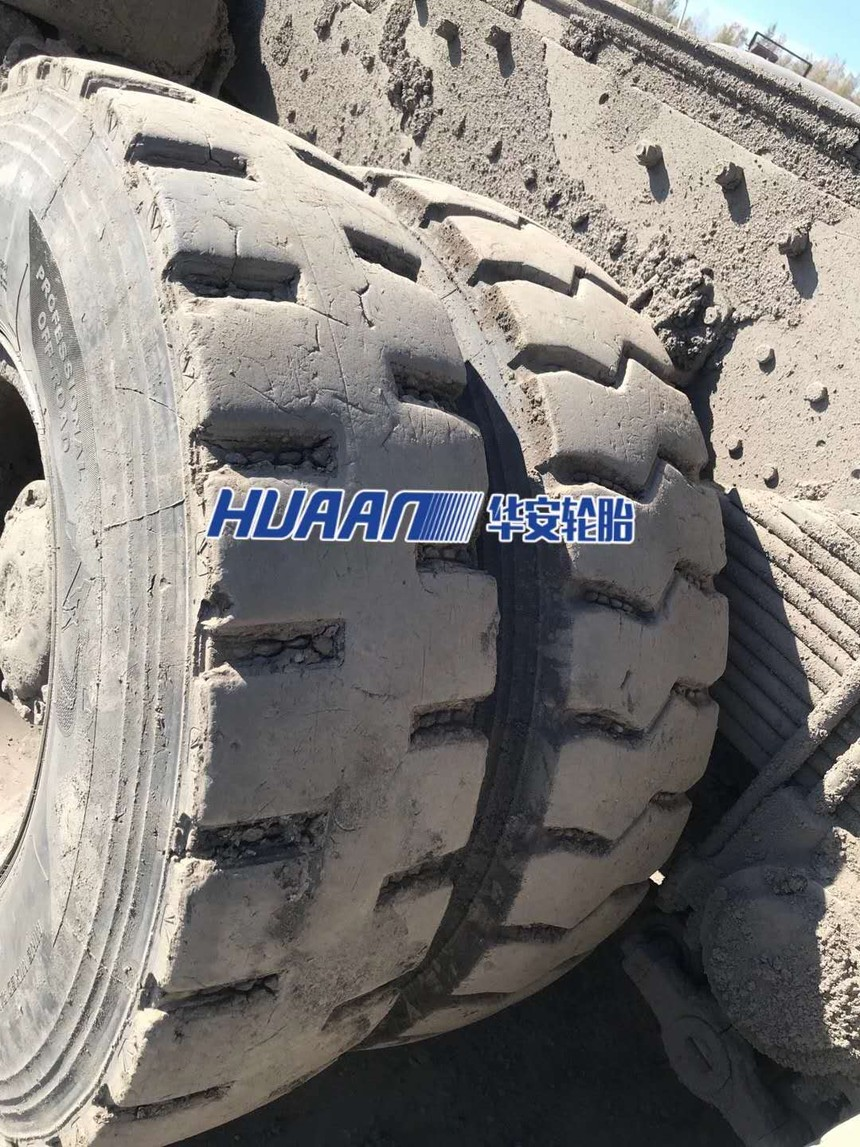 Huaan Tire HF2020 pattern and HFA19 pattern