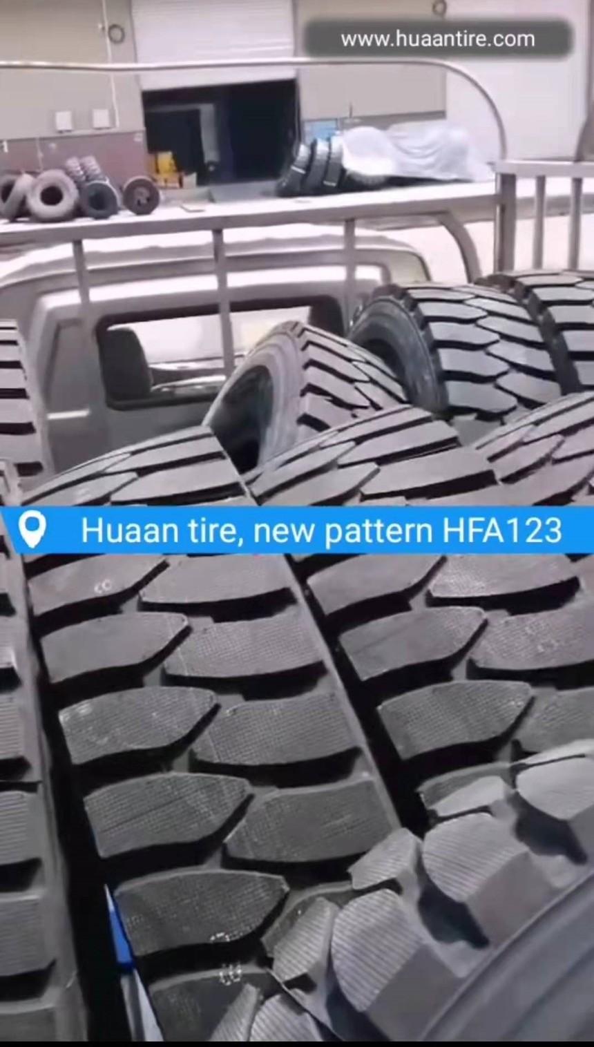 Huaan tire HFA123