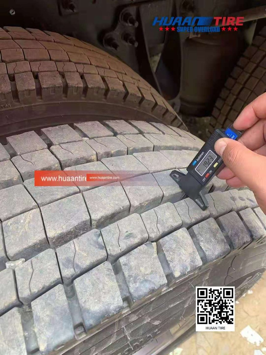 Huaan tires HLD9911R22.5 pattern