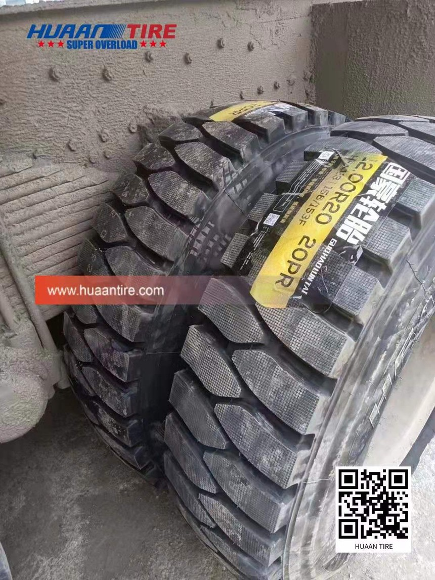Huaan tire new pattern HF123
