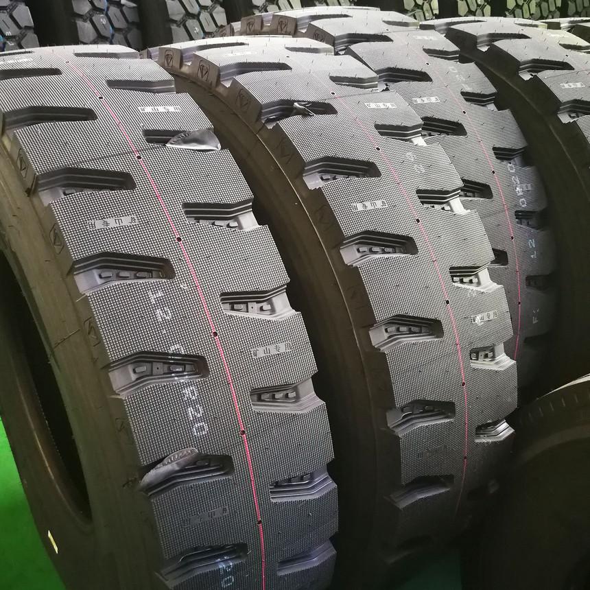 Huaan tire mining pattern