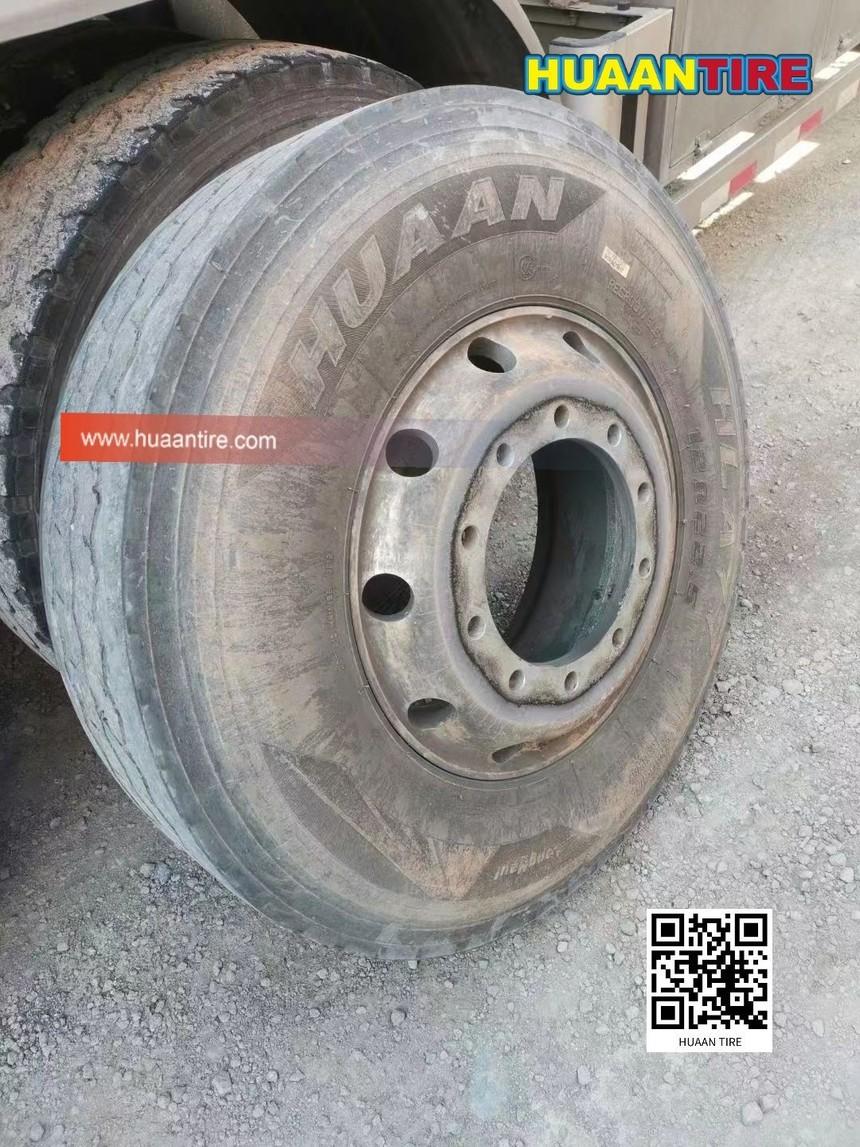 Huaan tire HLA77 pattern