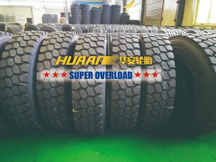 Huaan tire HRD67 pattern