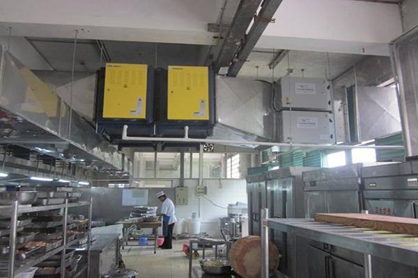 厨房油烟净化器清洗方法