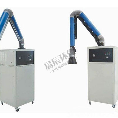 移动式单机除尘器