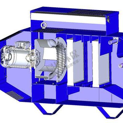 集中式机械油雾净化器