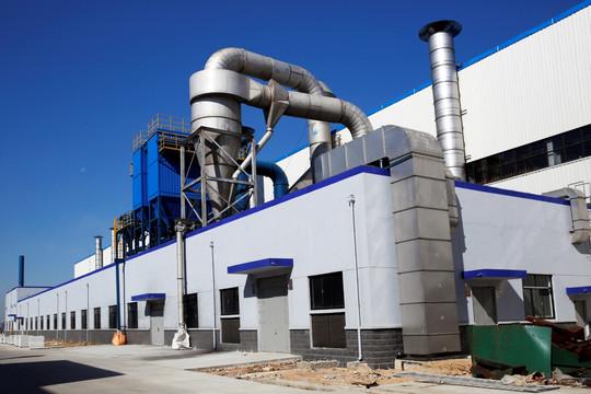 涂装车间废气处理设备,涂装车间废气处理设备安装调试方法