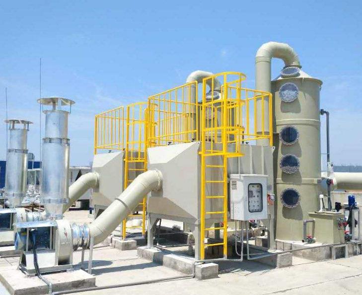 喷漆房废气处理的工艺流程,喷漆房废气处理价格