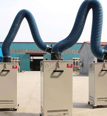 废气处理设备在使用时的注意事项