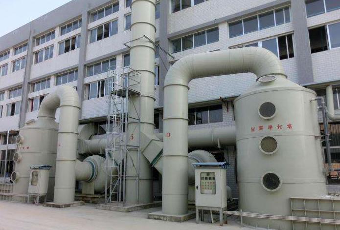 工厂废水处理设备设备特点