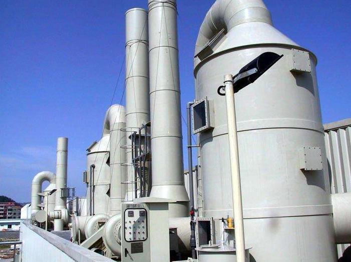 废气处理设备厂家,废气处理工艺流程