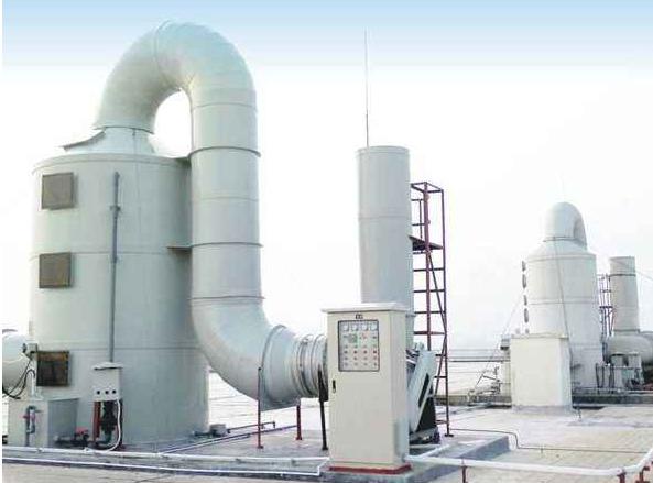 废气处理设备安装注意事项