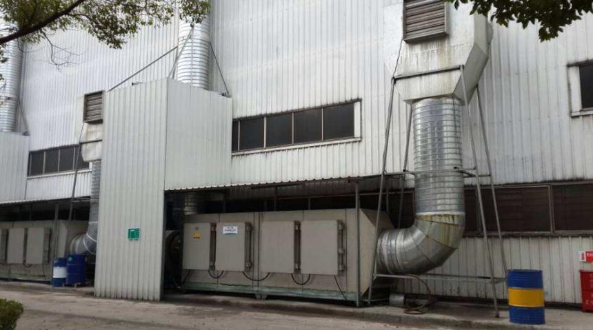 工业废气处理设备漏油因素