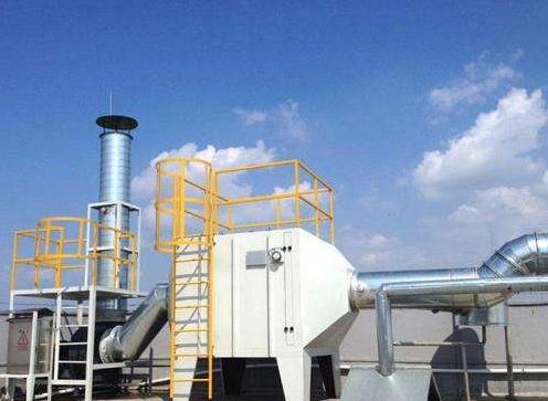 绍兴易辰环保分享废气的分类方法