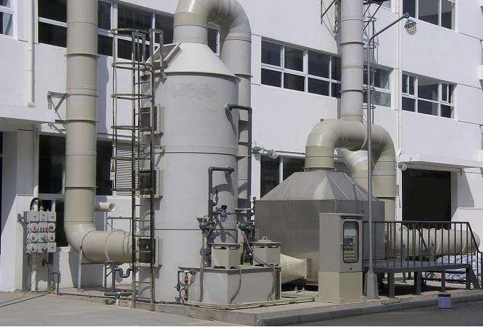 乙烯丙烯废气处理