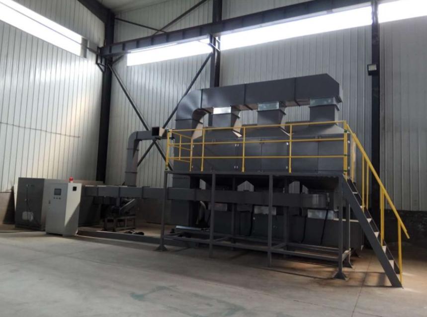 催化燃烧废气处理设备的优势及催化剂要求