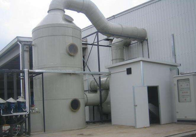 注塑车间的废气处理可以选择哪些废气处理设备?