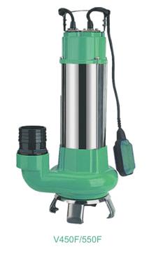V(WQ)型污水潜水泵