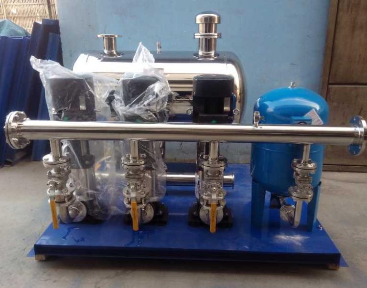 变频泵流量调节的三种常用总汇