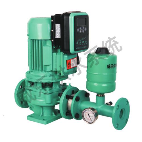 威乐热水循环泵