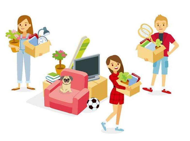 推荐收藏:搬家必买8类家中常用购物清单