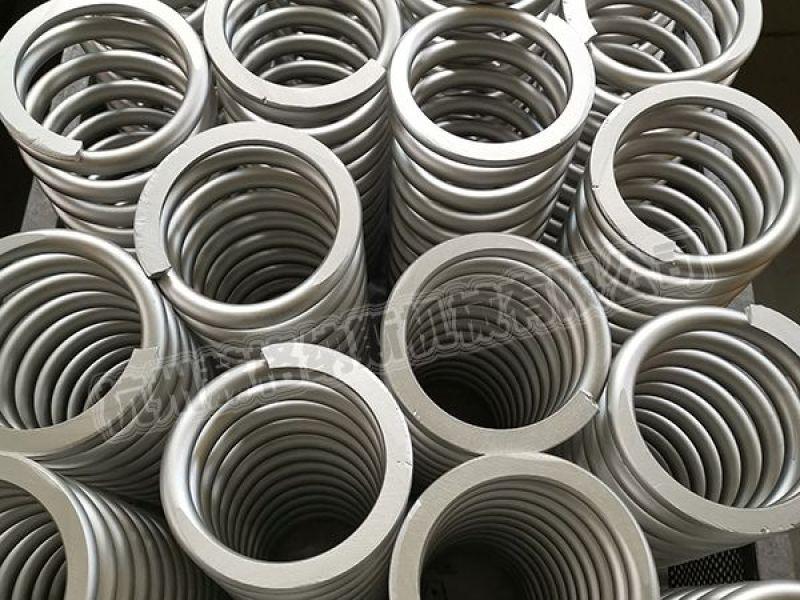 达克罗加工不锈钢钢丝螺套表面处理