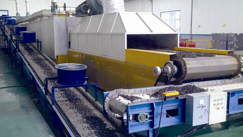 达克罗加工厂房设备