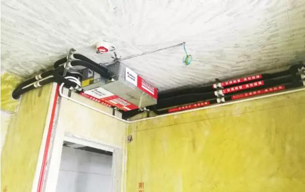 冷凝水管安装