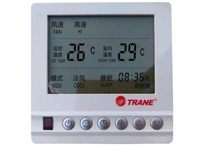 特灵中央空调控制面板