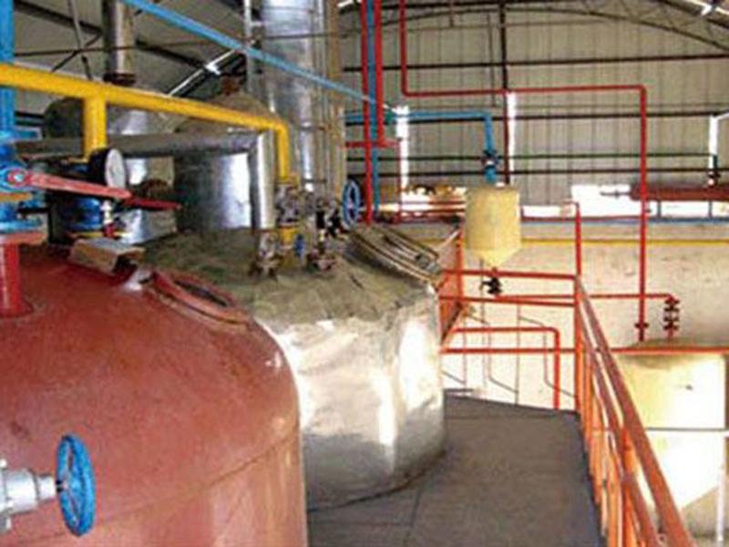 聊城宏宇生物柴油生产装置
