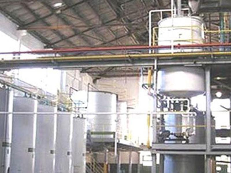 河南聚能生物柴油生產裝置