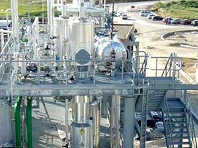 河南聚能生物柴油生产装置