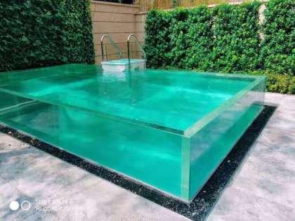 亞克力泳池