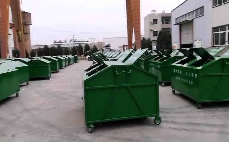 3立方垃圾箱