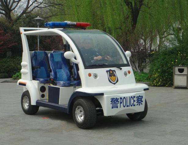 绍兴电动巡逻车