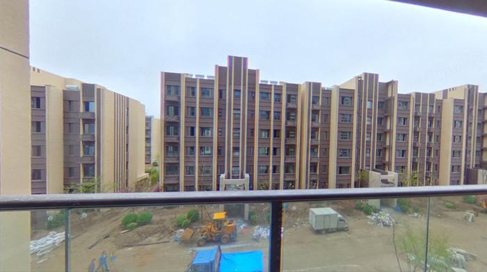 青岛黑卓原筑外墙保温聚合聚苯板施工