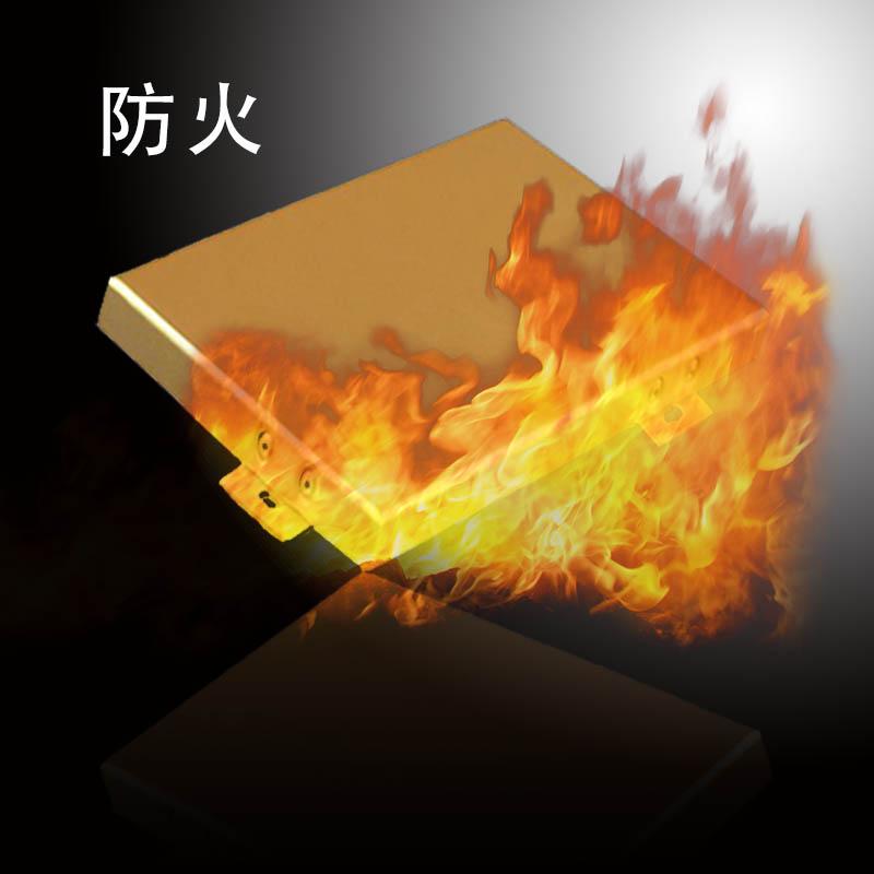 氟碳耐火鋁單板