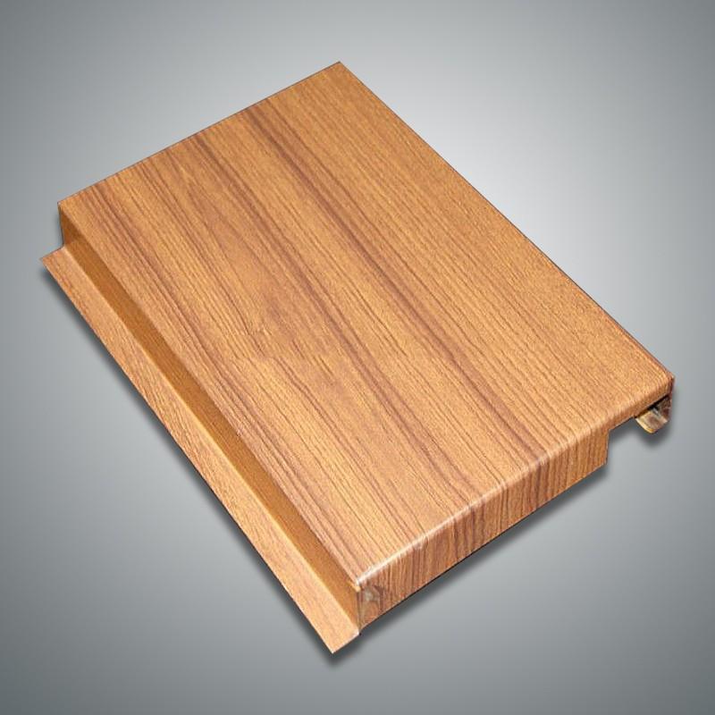 木紋勾搭鋁單板4