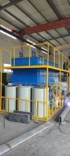 小型研磨机加工废水处理环保设备