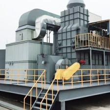 蓄热式氧化技术处理设备