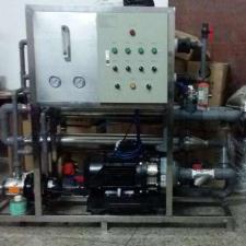 机械加工切削液废水处理设备