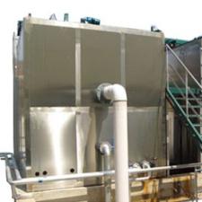工业电镀废水处理设备