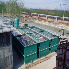 电镀废水处理中水回用设备