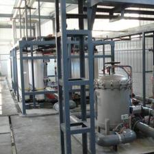 涂装废水处理及回用系统