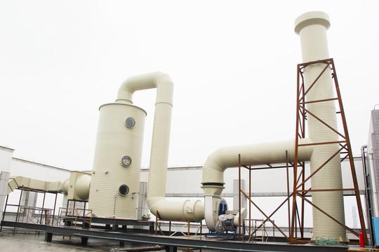 宁波废气处理设备——喷淋塔